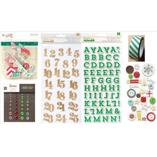 Picture of November 2013 Embellishment Kit