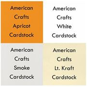 Picture of October 2013 Cardstock Kit