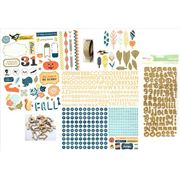 Picture of October 2013 Embellishment Kit