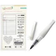 Picture of  January 2014 Stamp Kit
