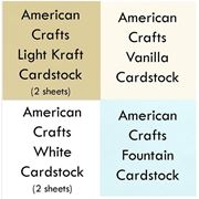 Picture of  January 2014 Cardstock Kit
