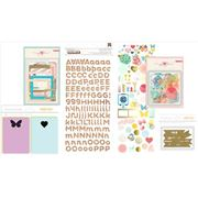 Picture of   April 2014 Embellishment Kit