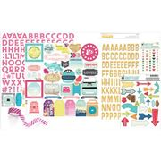Picture of    June 2014 Embellishment Kit