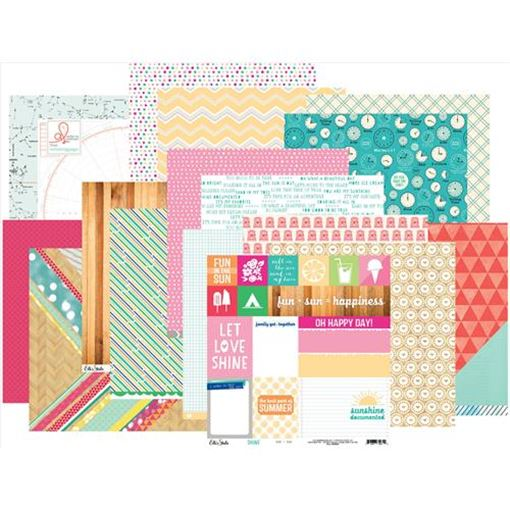 Picture of    June 2014 Paper Kit