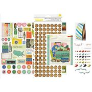 Picture of    July 2014 Embellishment Kit
