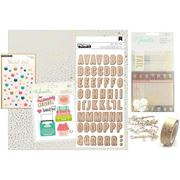 Picture of    August 2014 Embellishment Kit