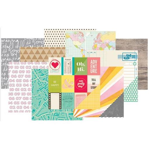 Picture of    August 2014 Paper Kit