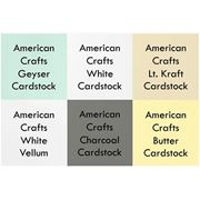 Picture of     September 2014 Cardstock Kit