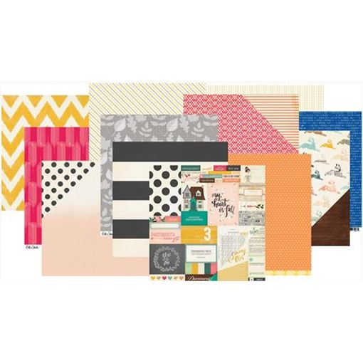 Picture of     October 2014 Paper Kit