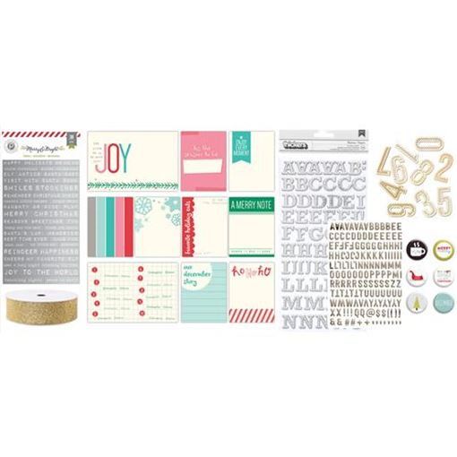 Picture of      November 2014 Embellishment Kit