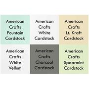 Picture of      November 2014 Cardstock Kit