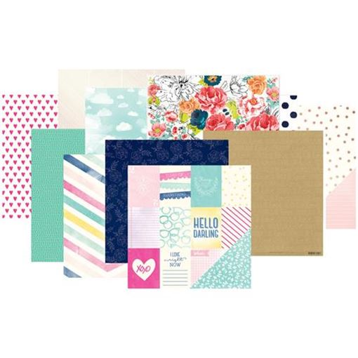 Picture of       January 2015 Paper Kit