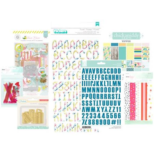 Picture of         May 2015 Embellishment Kit