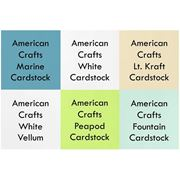 Picture of         May 2015 Cardstock Kit