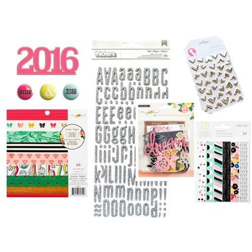 Picture of          December 2015 Embellishment Kit