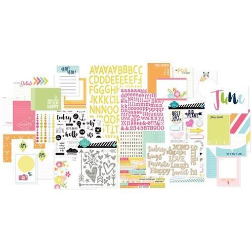 June 2016 Project Life Scrapbook Kit