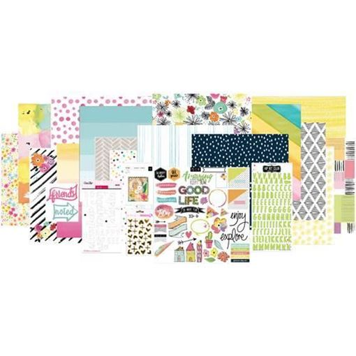July 2016 Main Scrapbook Kit