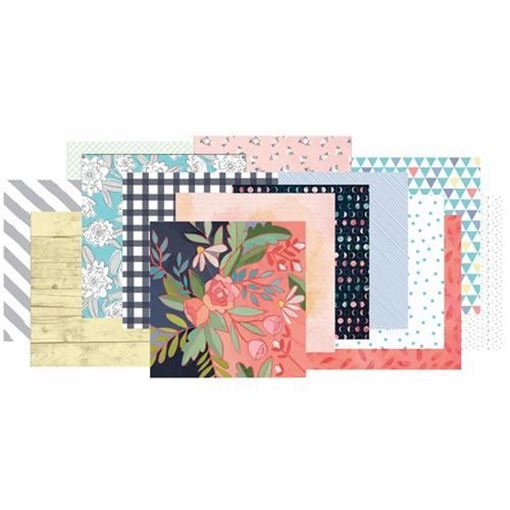 January 2017 Paper Scrapbook Kit