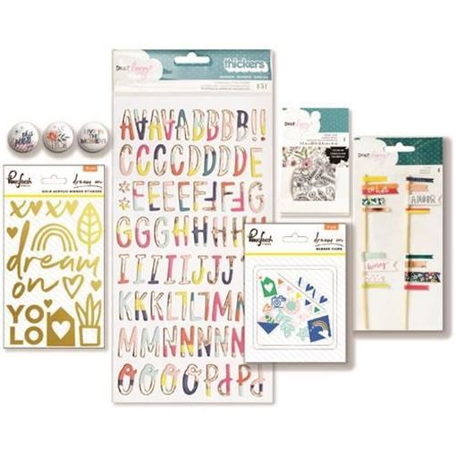 March 2017 - Embellishment Scrapbook Kit