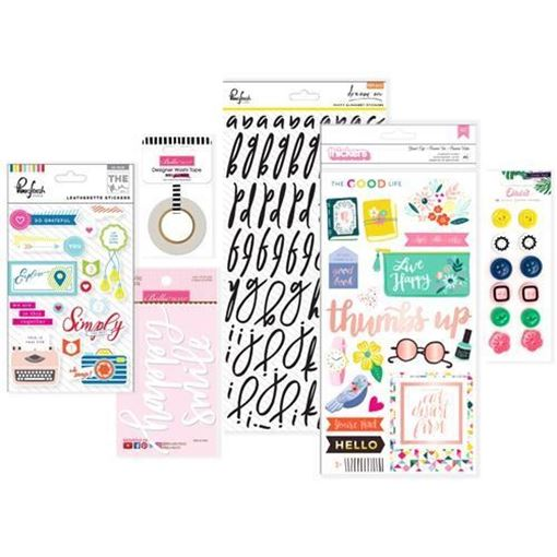 April 2017 - Embellishment Scrapbook Kit