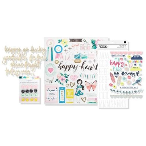 May 2017 - Embellishment Scrapbook Kit