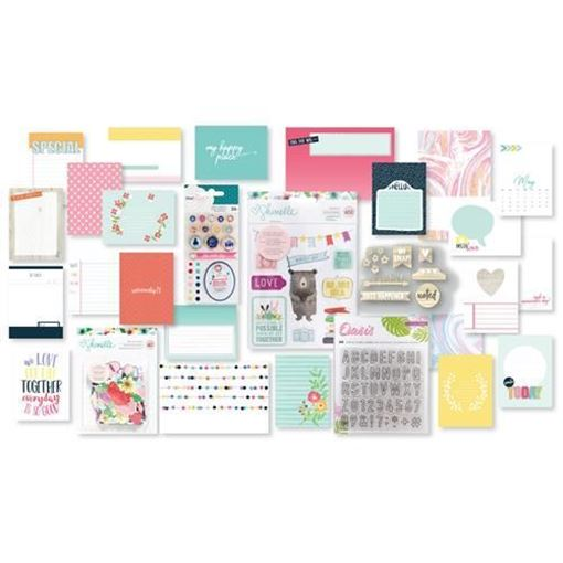 May 2017 - Project Life Scrapbook Kit
