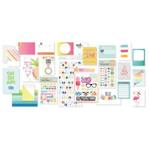 July 2017 Hip Kit Club Project Life Scrapbook Kit