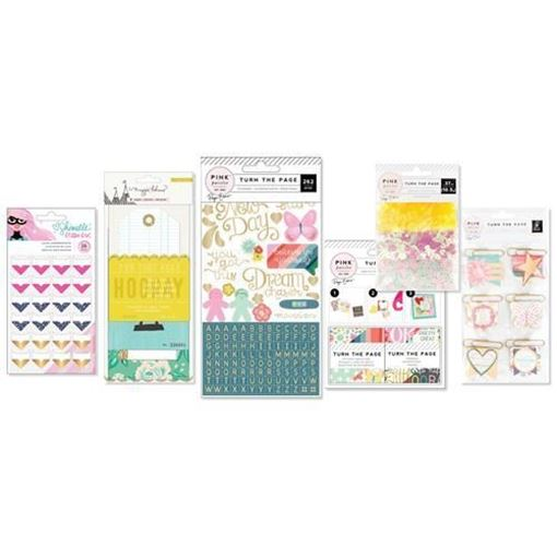 September 2017 Hip Kit Club Project Life Scrapbook Kit