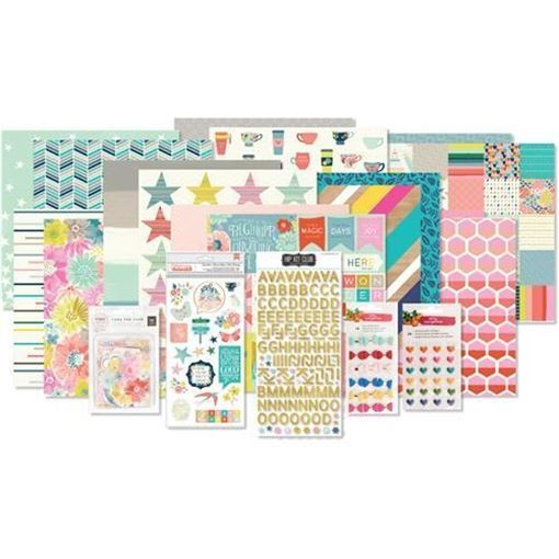 September 2017 Hip Kit Club Main Scrapbook Kit