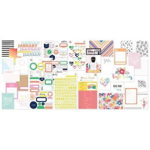 January 2018 Hip Kit Club Project Life Scrapbook Kit