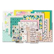 March 2018 Hip Kit Club Main Scrapbook Kit
