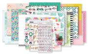 May 2018 Hip Kit Club Main Scrapbook Kit
