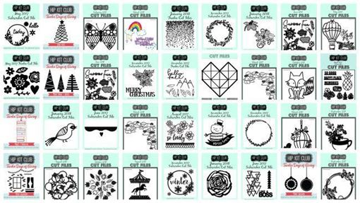 Free Cut Files for Silhouette and Cricut