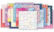 April 2019 Hip Kit Club Paper Scrapbook Kit