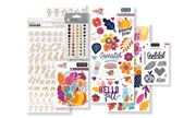 October 2019 Hip Kit Club Embellishment Scrapbook Kit