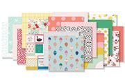 April 2020 Hip Kit Club Paper Scrapbook Kit