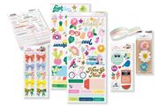 May 2020 Hip Kit Club Embellishment Scrapbook Kit