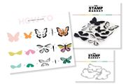 May 2020 Hip Kit Club Stamp Scrapbook Kit