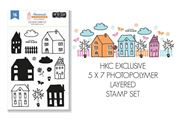 June 2020 Hip Kit Club Stamp Scrapbook Kit