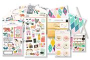 July 2020 Hip Kit Club Embellishment Scrapbook Kit Project Life