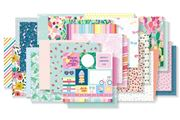 July 2020 Hip Kit Club Paper Scrapbook Kit