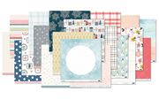 December 2020 Hip Kit Club Paper Scrapbook Kit