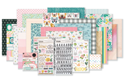 April 2021 Hip Kit Club Main Scrapbook Kit